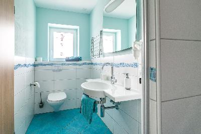 Gänseblümchen - Badezimmer