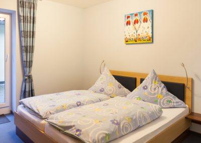 Gans im Glück - Schlafzimmer 2
