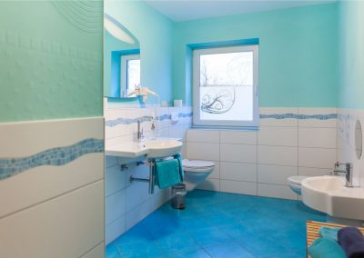 Gans im Glück - Toilette/Badezimmer 2
