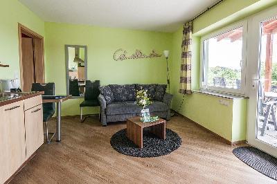 Gänseblümchen - Wohn/Esszimmer