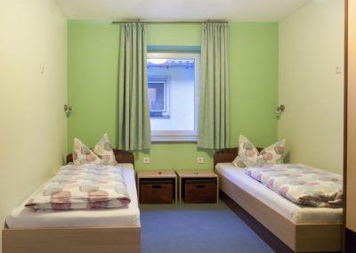 Gans im Glück - Schlafzimmer 3